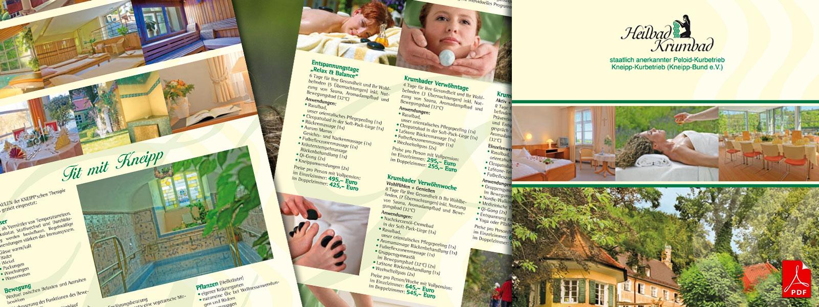 Laden Sie die aktuelle Infobrochure vom Hotel**** & Restaurant als PDF herunter!